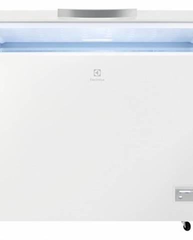 Truhlicová mraznička Electrolux LCB3LF31W0