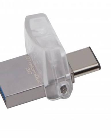 USB kľúč 64GB Kingston DT MicroDuo 3C, 3.0