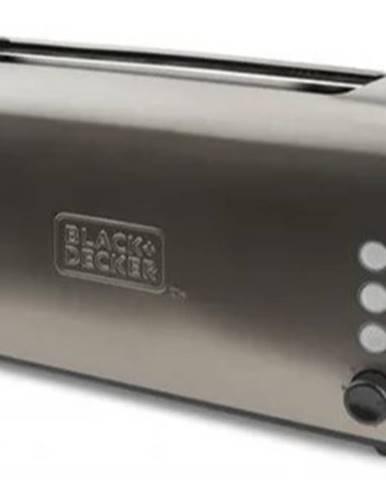 Hriankovač Black+Decker BXTO1000E, 1000W, nerez