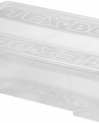 Úložný box s vekom Heidrun HDR7207, 28l, plast