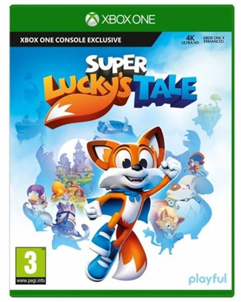 Microsoft Super Lucky's Tale