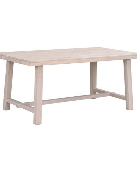 Rowico Matne lakovaný dubový jedálenský stôl Rowico Brooklyn, 170 x 95 cm