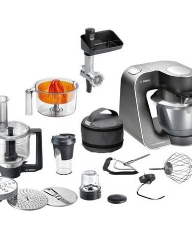 Kuchynský robot Bosch Mum59m55 čierny