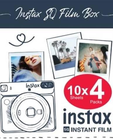 Instantný film Fujifilm Instax Square film 4 pack
