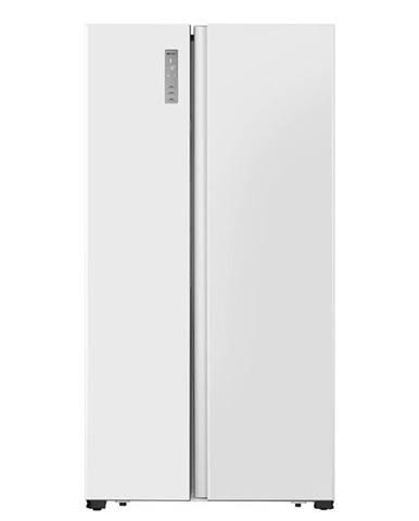Americká chladnička Hisense Rs677n4awf biela