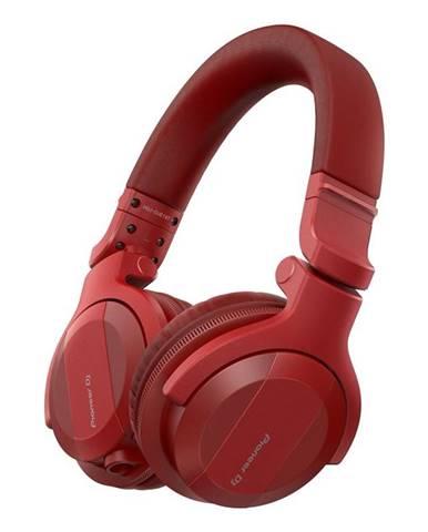 Slúchadlá Pioneer DJ HDJ-Cue1bt-R červená