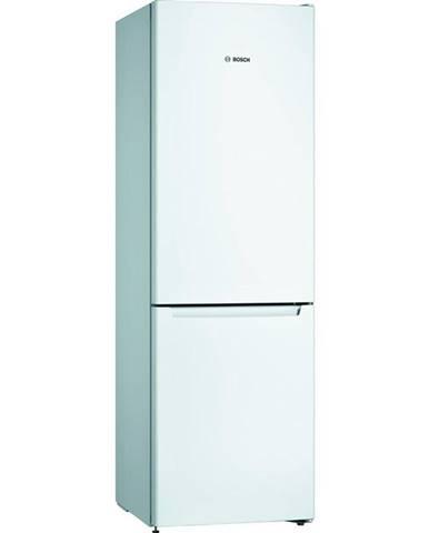 Kombinácia chladničky s mrazničkou Bosch Serie   2 Kgn36nwea biela
