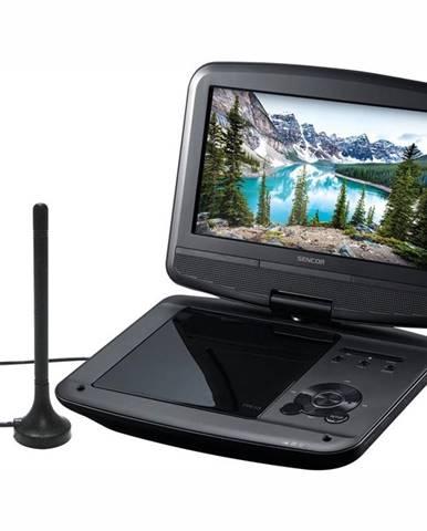 DVD prehrávač Sencor SPV 7926T čierny
