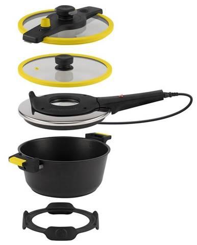 Elektrický hrniec na pečenie Remoska Tria T41/44 Tria Yellow