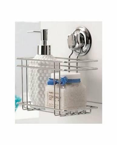 Compactor Polička do kúpeľne Bestlock systém, 18,5 x 13,2 x 20,3 cm