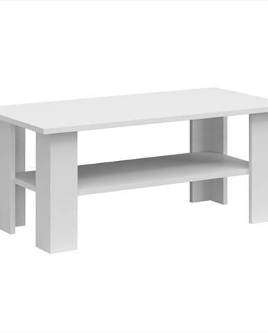 Konferenčný stolík 120 biela JOLK