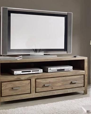 NATURAL TV stolík 150x60 cm, palisander