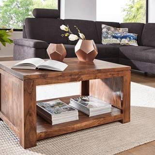 KOLINS Konferenčný stolík 90x60 cm, akácia