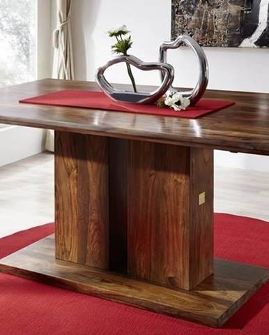 BARON Jedálenský stôl Simple 220x100 cm, palisander