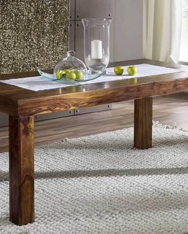 DAKOTA Jedálenský stôl 160x90 cm, palisander