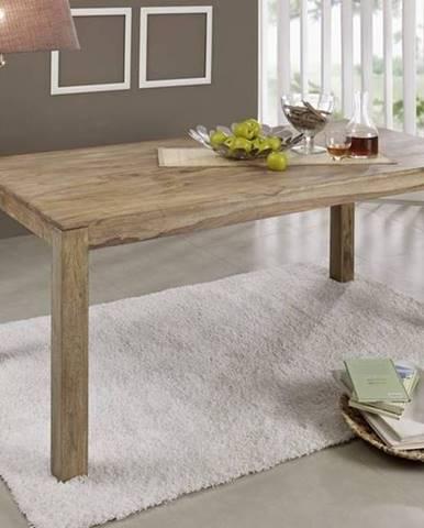 NATURAL Jedálenský stôl 160x90 cm, palisander