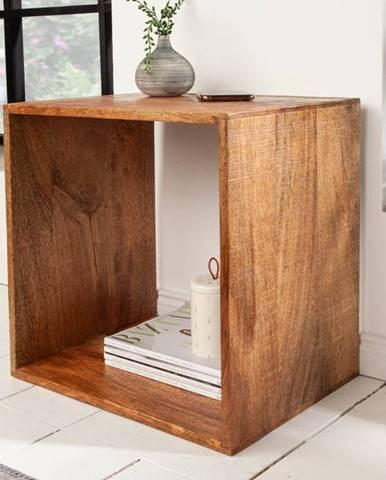 Príručný stolík MAKASSAR 43 cm