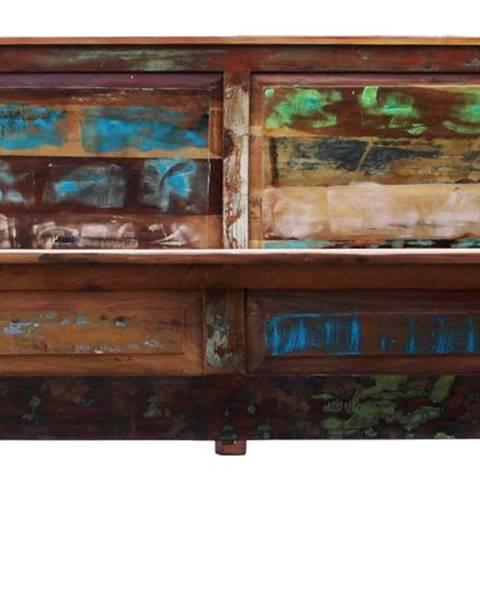 Bighome.sk Posteľ OLDBOAT 180x220 cm