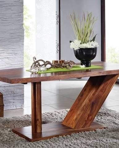 BARON Jedálenský stôl 220x100 cm, palisander
