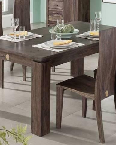 MONTANA Jedálenský stôl 220x100 cm, palisander