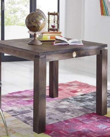 MONTANA Jedálenský stôl 90x90 cm, palisander