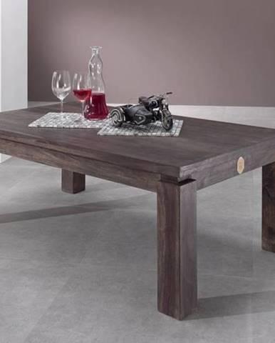 MONTANA Konferenčný stolík 90x90 cm, palisander