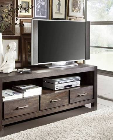 MONTANA TV stolík 148x55 cm, palisander
