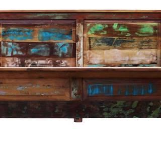 Posteľ OLDBOAT 180x220 cm