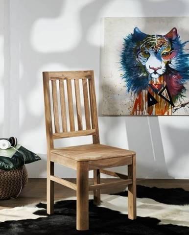 MONTREAL Jedálenská stolička drevená,  palisander