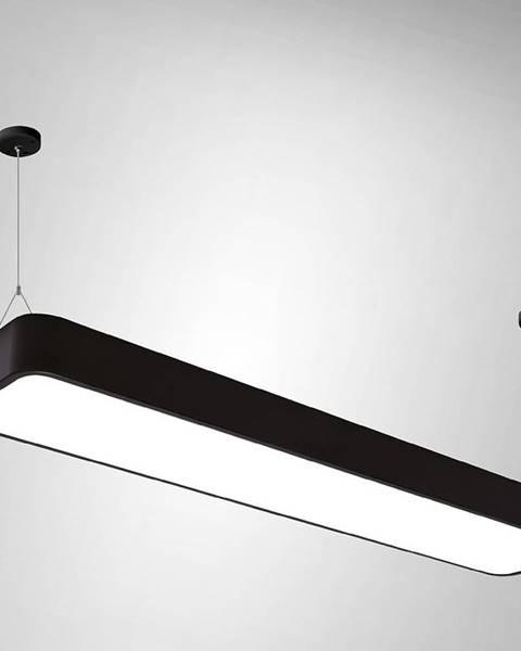 MERKURY MARKET Lampa Flara 03634 LED 45W čierna 4000K LW1