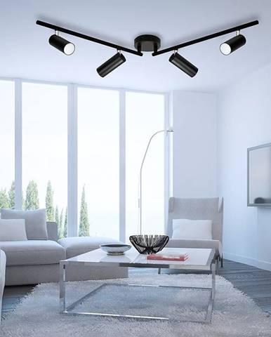 Lampa Gavi LED 308443 čierna ls4