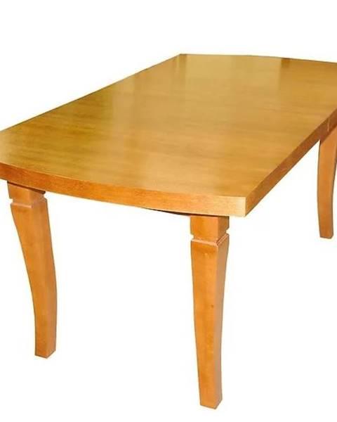 MERKURY MARKET Jedálenský stôl ST24 160X90+40 orech svetlý V