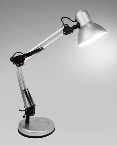 Stolná Lampa 2429A strieborná