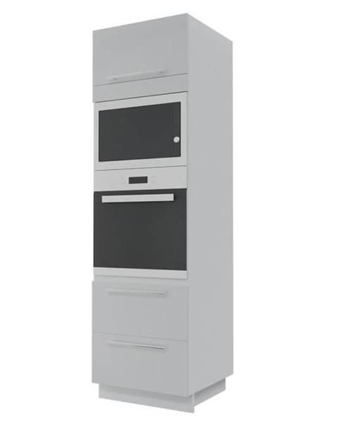 MERKURY MARKET Skrinka do kuchyne Essen grey D14/RU/2E-284