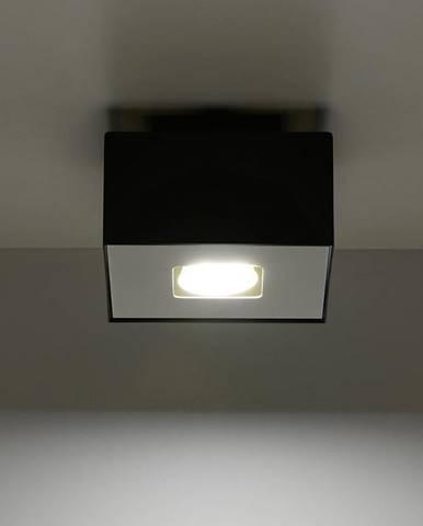 Stropná Lampa Atlanta 1 BLACK A-070