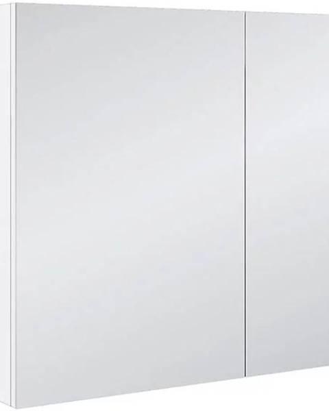 FACKELMANN Zrkadlová skrinka Malaga E80 white 521557