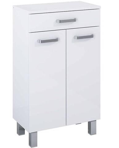 Komoda Uno 50 2D1S white