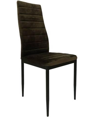 Stolička Fado hnedá