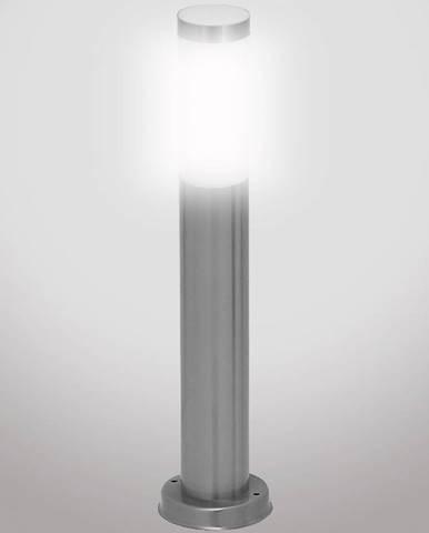 Nastenná záhradná lampa INOX 8263 LP450