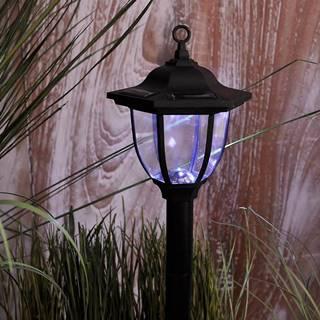 Solární svítidlo 1 LED BY-131584 lucerna