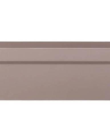 Kvetinač Cube Case DCUC400 19529 7529U cappucino