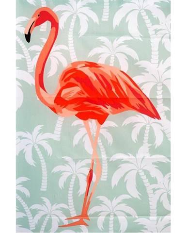 Textilný záves 180/200 W06442 Flamingo
