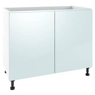 Kuchynská skrinka Vegas Blue PO 100/2
