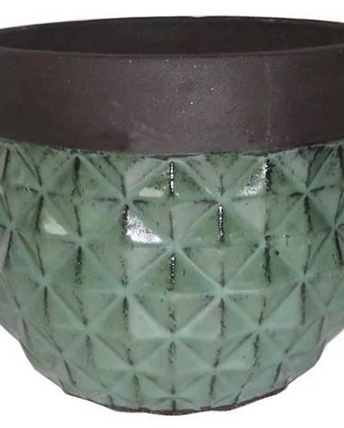 Kvetináč  R749-29/29/23.5 zelený