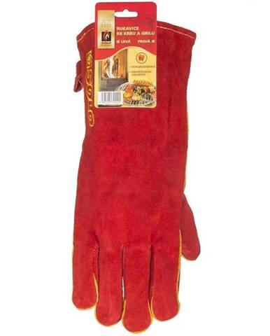 SOLO Grilovacie rukavice