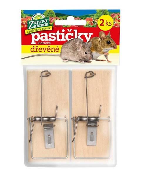 MERKURY MARKET Zdravá záhrada - Pasca na myši – preglejka 2 ks v balení