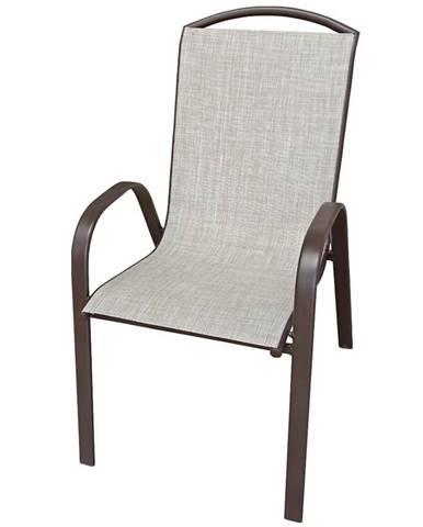 Stolička béžová