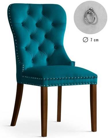 Stolička Madame morská/dub