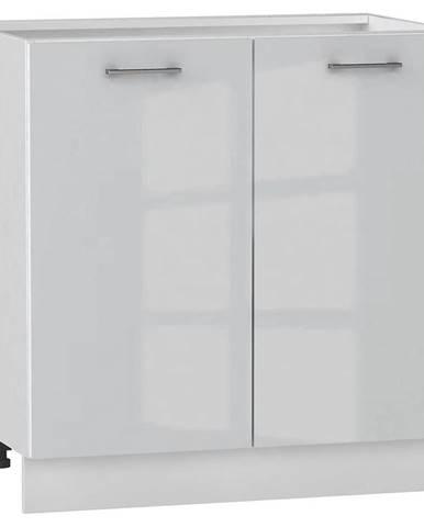 Skrinka do kuchyne Alvico D80 luxe blanco BB