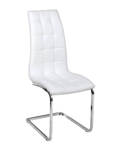Tempo Kondela Dulcia jedálenská stolička biela